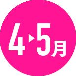 4月→5月